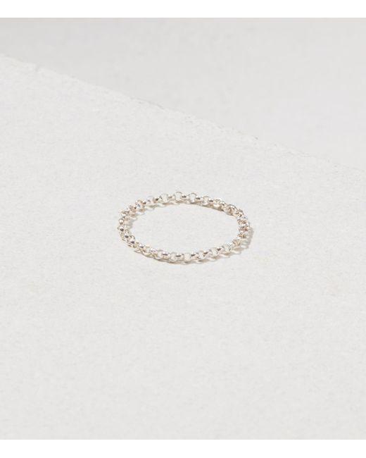 Lou & Grey   Metallic Kozakh Rollo Chain Ring   Lyst