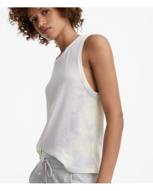 Lou & Grey | White Lacausa Tiny Muscle Tee | Lyst