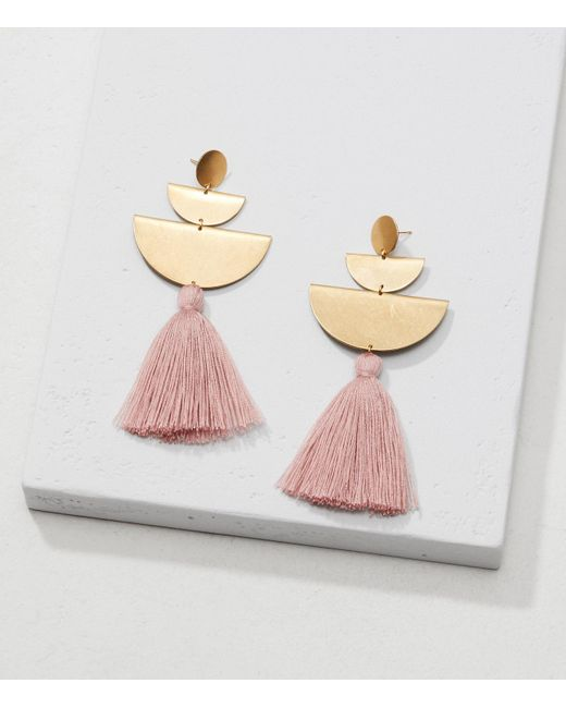 Lou & Grey | Metallic Sandy Hyun Geo Earrings | Lyst