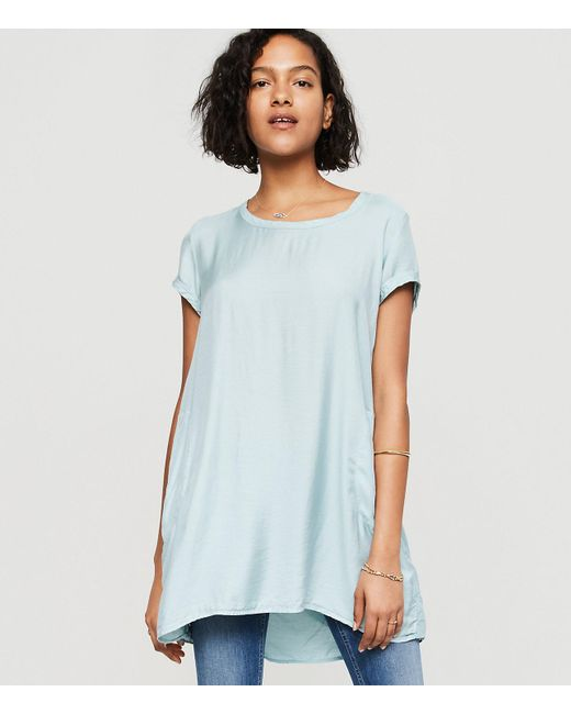 Lou & Grey | Green Cp Shades Elodie Tunic | Lyst