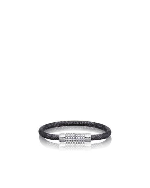 Louis Vuitton   Black Digit Bracelet for Men   Lyst