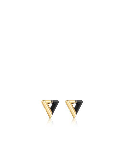Louis Vuitton | Metallic Essential V Earrings | Lyst