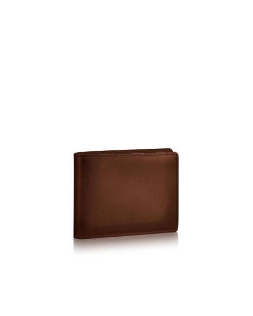 Louis Vuitton | Brown Multiple Wallet for Men | Lyst