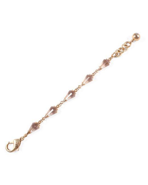 Lulu Frost - Metallic Majorelle Line Bracelet - Lyst