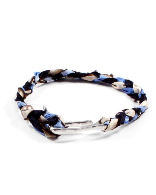 Lulu Frost   George Frost Taros Bracelet - Blue Multi   Lyst