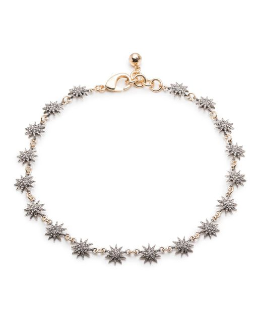 Lulu Frost - Metallic Electra Riviera Necklace - Lyst