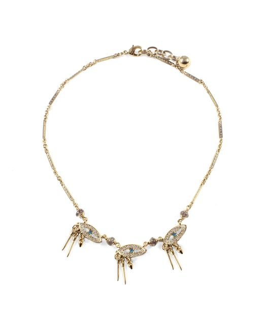 Lulu Frost - Metallic Discovery Necklace - Lyst