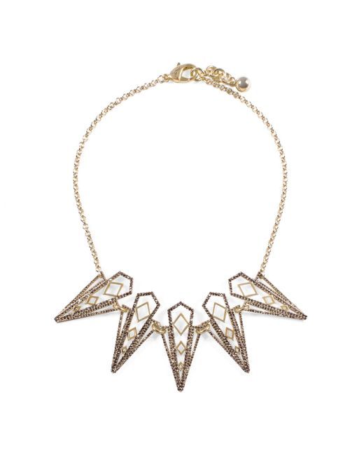 Lulu Frost - Metallic Discovery Voyage Statement Necklace - Lyst
