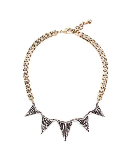 Lulu Frost - Multicolor Nell Necklace - Lyst