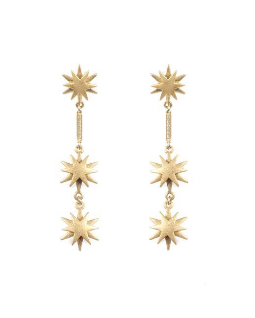 Lulu Frost - Multicolor Orana Drop Earrings - Lyst