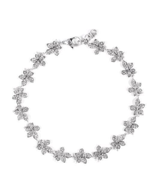 Lulu Frost - Metallic Oleander Riviera Necklace - Lyst
