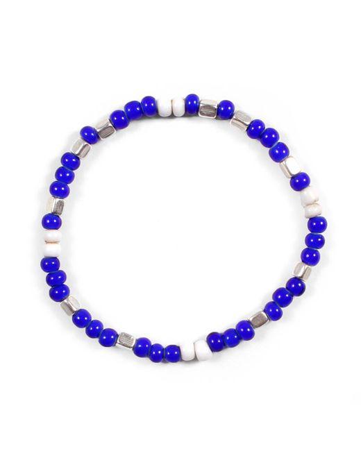 Lulu Frost | Blue George Frost Fes ''cool'' Morse Bracelet for Men | Lyst