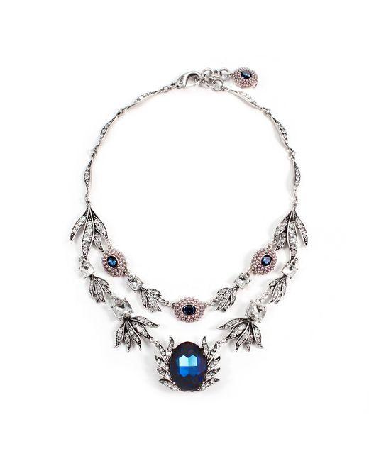 Lulu Frost | Metallic Kezia Necklace | Lyst