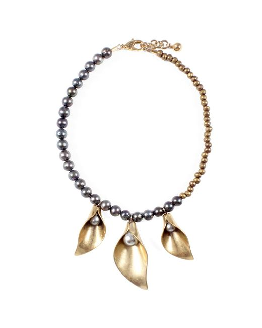 Lulu Frost | Multicolor Jardin Necklace | Lyst