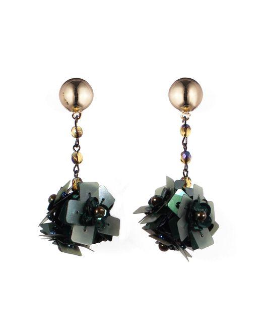 Lulu Frost - Multicolor Rumba Earring - Emerald - Lyst