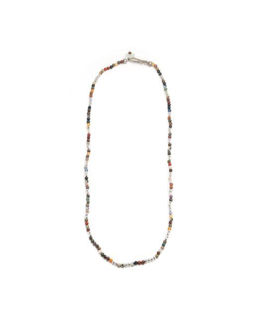 George Frost - Metallic Essaouira Multi-stone Necklace - Lyst