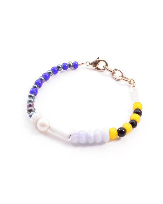Lulu Frost - Multicolor Vintage Rwenzori Beaded Bracelet - Lyst
