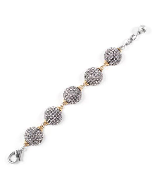 Lulu Frost - Metallic Cupola Bracelet - Lyst