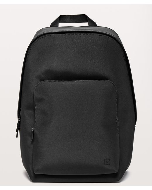 lululemon athletica - Black City Street Backpack for Men - Lyst