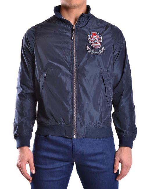 Hydrogen - Blue HYDROGEN Jacket for Men - Lyst