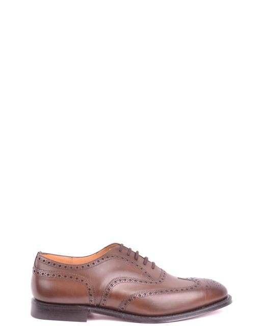Church's - Brown Church's Derby for Men - Lyst