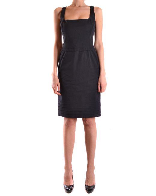 DSquared² - Black Dsquared Dress - Lyst