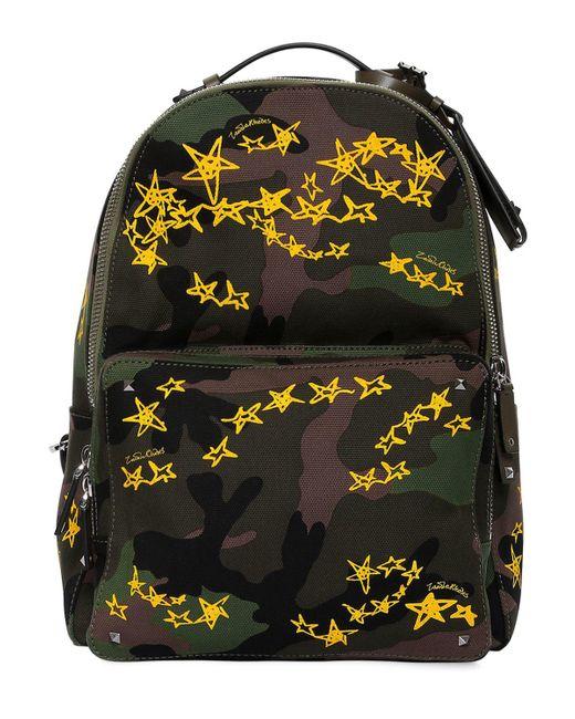 Valentino - Multicolor Zandra Backpack for Men - Lyst