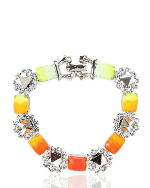 Tom Binns | Metallic Noble Savage Color Bracelet | Lyst