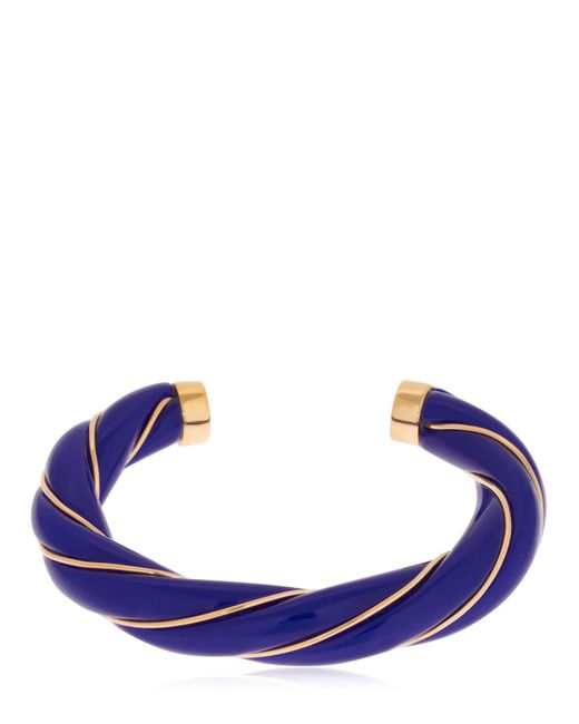 Aurelie Bidermann - Blue Diana Bracelet - Lyst