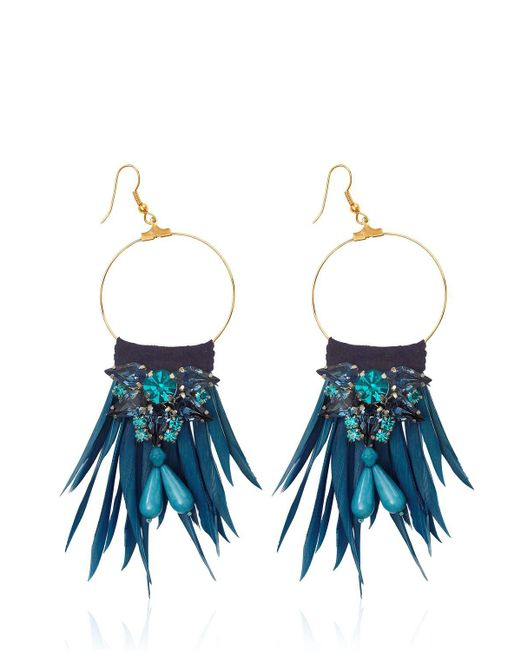 Matthew Williamson | Blue Earrings | Lyst