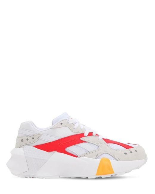 de4e2359dc5 Reebok - White Aztrek Og Sneakers for Men - Lyst ...