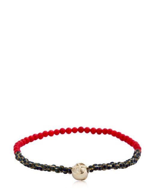 Luis Morais - Red Gold Large Round Torus Knot Bracelet for Men - Lyst