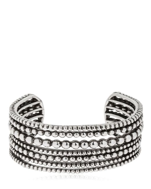 Philippe Audibert - Metallic Guilan Cuff Bracelet - Lyst