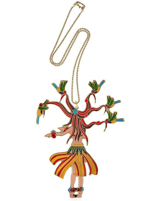 CORDIEN - Multicolor La Hawaiana Necklace - Lyst