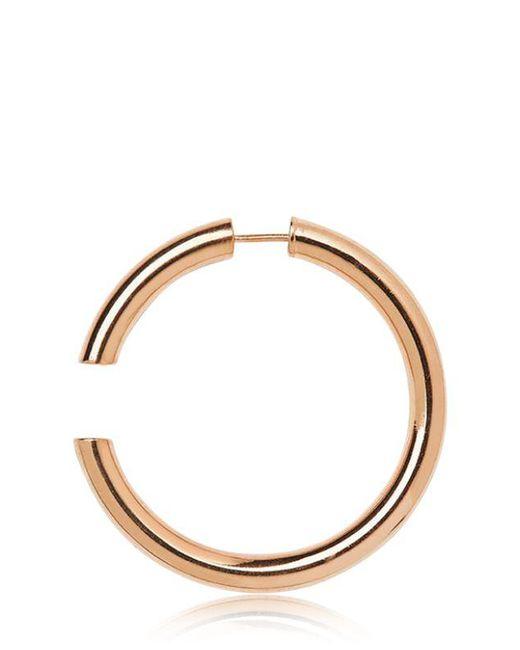Maria Black - Metallic Disrupted 40 Mono Earring - Lyst