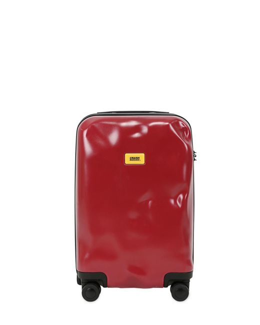 Crash Baggage | Red 40l 4-wheel Spinner Carry On Trolley | Lyst