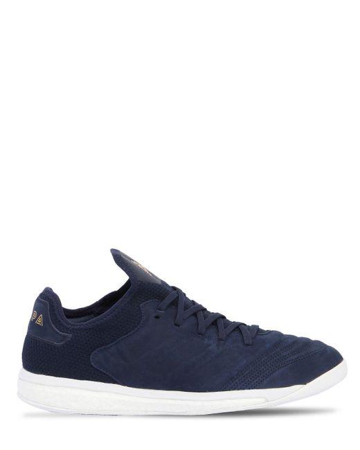Adidas Originals - Blue Copa 18+ Tr Premium Sneakers for Men - Lyst