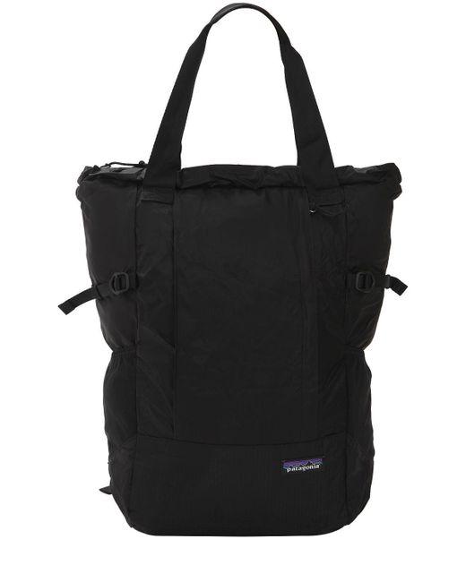 55e809f34dc2 Patagonia - Black 22l Lightweight Travel Backpack for Men - Lyst ...