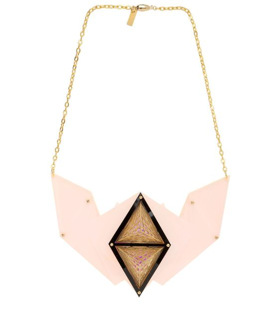 Sarah Angold Studio   Orange Surana Necklace   Lyst