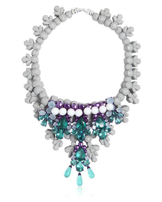 EK Thongprasert | Purple Arabesque Necklace | Lyst