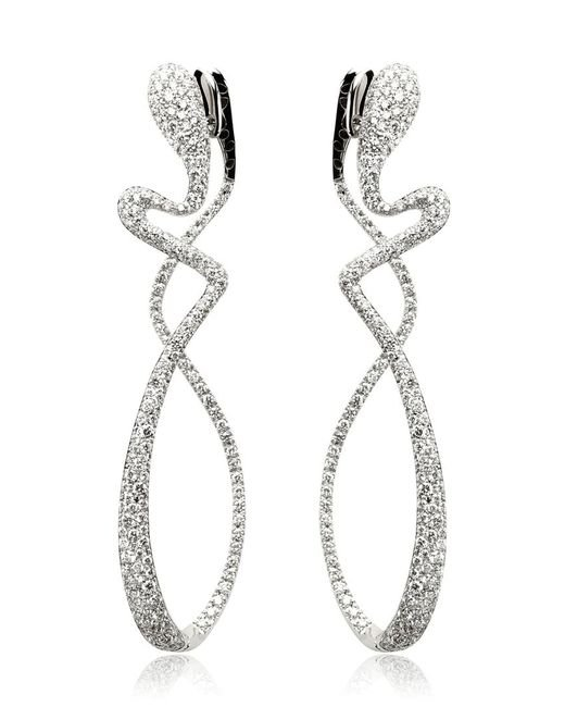 Antonini | Metallic Aurea Earrings | Lyst