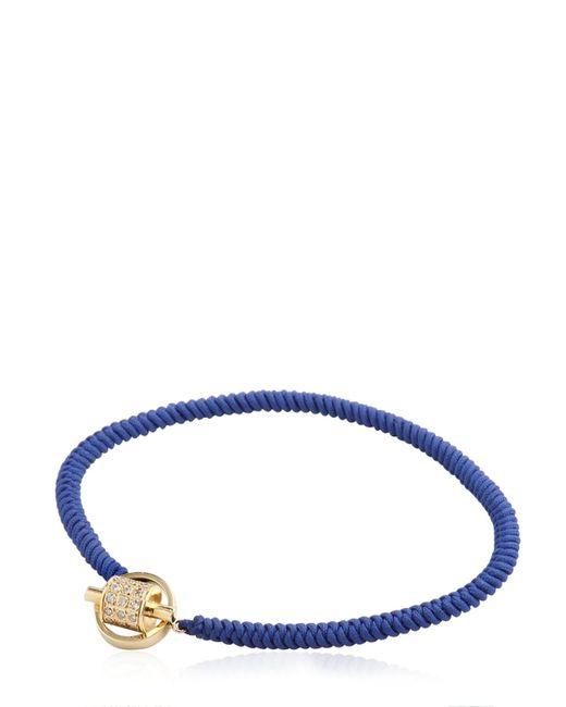 Luis Morais | Blue Medium Bindu Toggle Bracelet | Lyst