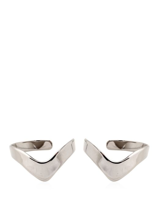 Maxime Llorens | Black Wave Kinesis Cuff Bracelets | Lyst