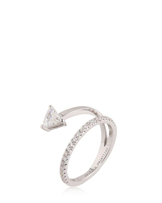 Delfina Delettrez | Metallic Marry Me Ring | Lyst