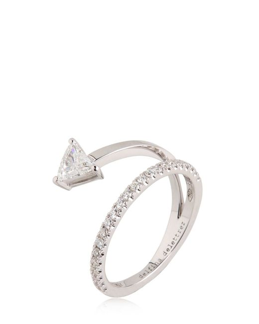 Delfina Delettrez | Metallic Marry Me Ring | Lyst