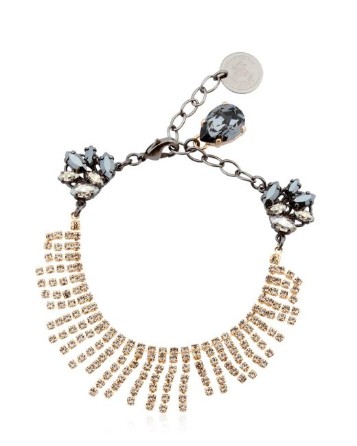 Anton Heunis | Metallic The Roaring Twenties Bracelet | Lyst