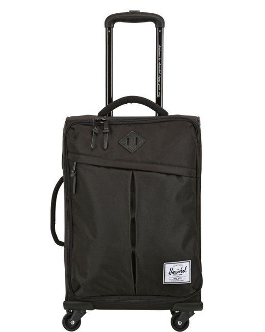 Herschel Supply Co. | Black 34l Highland Nylon Carry On Trolley | Lyst