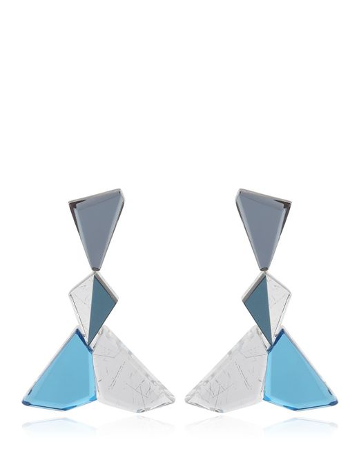 Silvia Rossi | Blue Queen Earrings | Lyst
