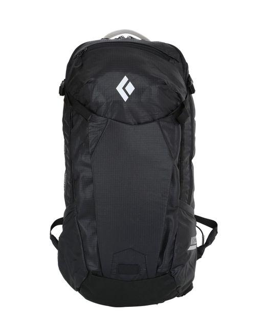 Black Diamond | Black 22l Nitro Trail Backpack for Men | Lyst