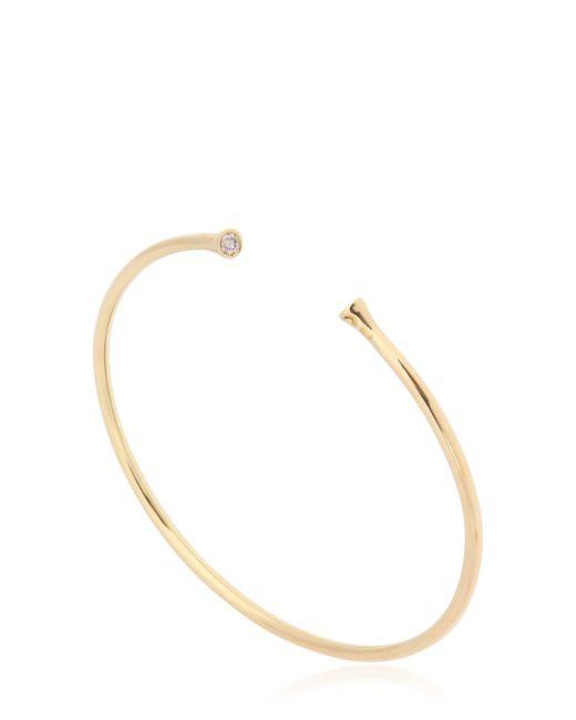 Marco Ta Moko | Metallic Koiwi Gold Bracelet | Lyst